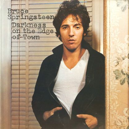 Bruce Springsteen - Darkness On The Edge Of Town (LP, Album, RE)