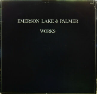 Emerson, Lake & Palmer - Works (Volume 1) (2xLP, Album, Tri)