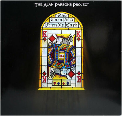 The Alan Parsons Project - The Turn Of A Friendly Card (LP, Album, RP)