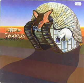 Emerson, Lake & Palmer - Tarkus (LP, Album, RE, Gat)