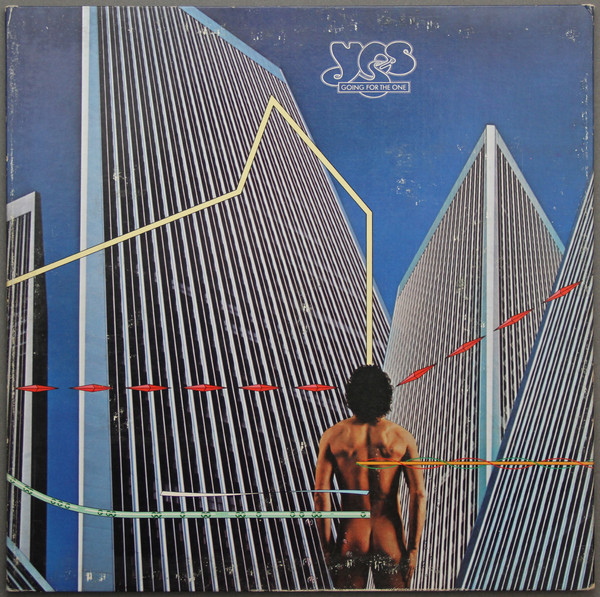 Yes - Going For The One (LP, Album, Spe)