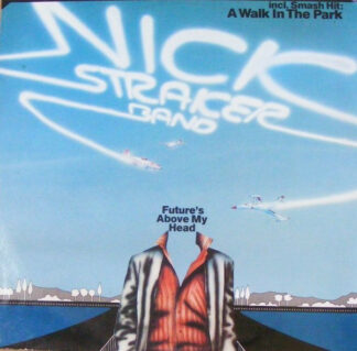 Nick Straker Band - Future's Above My Head (LP, Album)