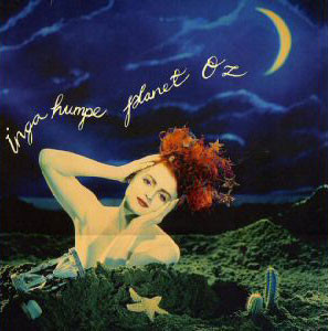Inga Humpe - Planet Oz (LP, Album)
