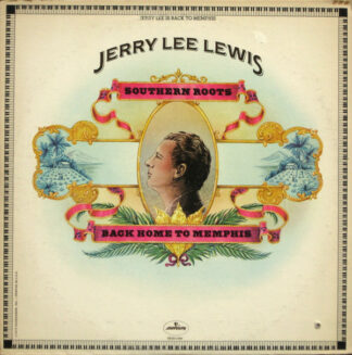 Jerry Lee Lewis - Southern Roots (LP, Album, Pit)