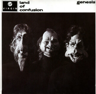 "Genesis - Land Of Confusion (12"")"