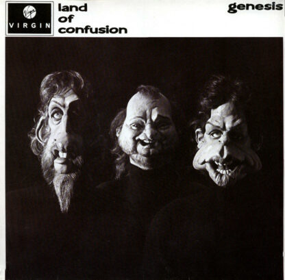 """Genesis - Land Of Confusion (12"""")"""