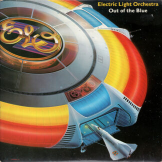 Electric Light Orchestra - Out Of The Blue (2xLP, Album, RE)