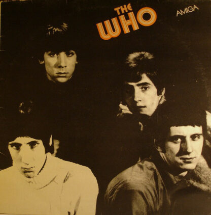 The Who - The Who (LP, Comp)