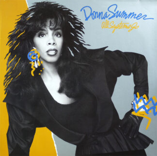 Donna Summer - All Systems Go (LP, Album)