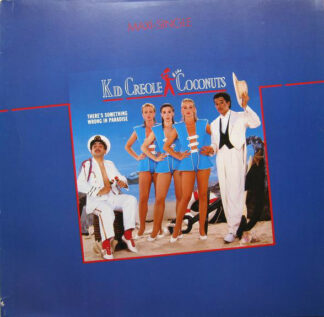 "Kid Creole & The Coconuts* - There's Something Wrong In Paradise (12"", Maxi)"