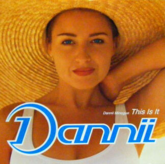 """Dannii Minogue - This Is It (12"""", Single)"""